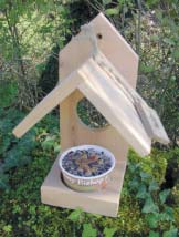 GRANNY BISHOP BIRD TABLE